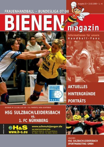 magazin - HSG Sulzbach/Leidersbach