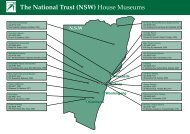The National Trust (NSW) House Museums