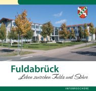 die gemeinde fuldabrück im überblick