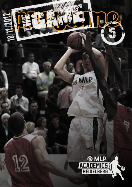The Game Magazin 05, (18.11.2012) - USC Heidelberg