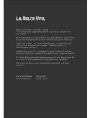 La Dolce Vita La Dolce Vita - Hotel Villa Toskana