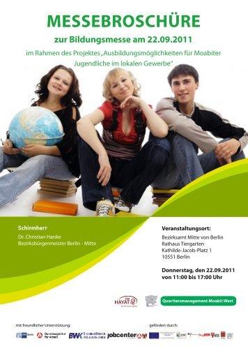 Messebroschüre 2011 - Hayat Werbeagentur