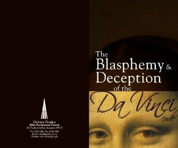 Da Vinci Code.pdf - Far Eastern Bible College