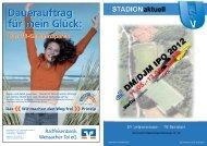 STADIONaktuell - SV Unterweissach