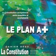 PROJET DE CONSTITUTION 1