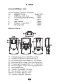 Intensity 5000 Manual - Current Solutions LLC - Page 6