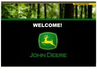 John Deere Construction & Forestry Biomass Harvesting System ...