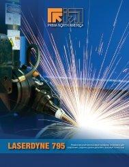 LASERDYNE 795 Первоклассная многоосевая лазерная ... - galika