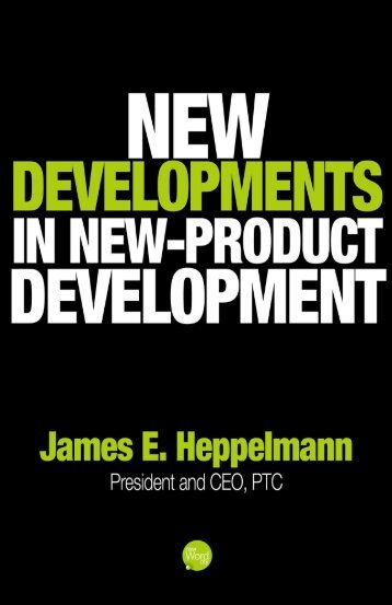 New-Product Development eBook