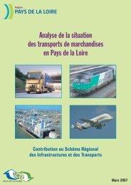 Analyse de la situation des transports de marchandises en Pays de ...
