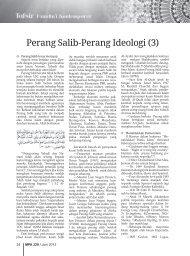 Perang Salib-Perang Ideologi (3) - Kemenag Jatim