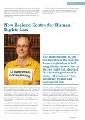 Eden Crescent 2011 - Faculty of Law - The University of Auckland - Page 5