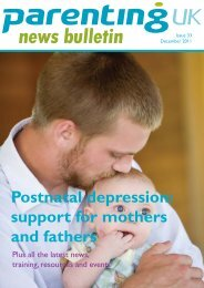 Postnatal depression - Pelorous