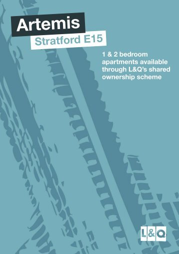 a copy of the Artemis Brochure. - London & Quadrant Group