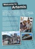 a copy of the Artemis Brochure. - London & Quadrant Group - Page 2
