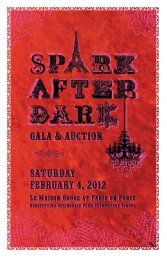 saturday february 4, 2012 saturday february 4, 2012 gala ... - SRT - 3