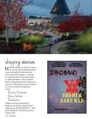 shoppingdistricts - Hillsboro Chamber of Commerce