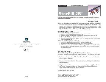 90393 StarFill 2B - Danville Materials