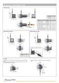 Draw wire - Series SX50 / SX80 / SX120 - Page 5
