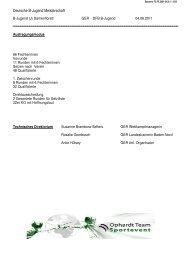Deutsche B-Jugend Meisterschaft - tvfeldkirchen.de