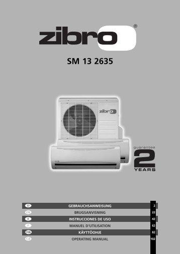 SM 13 2635 - Zibro