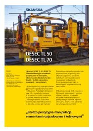 DESEC TL 50 DESEC TL 70 - Skanska