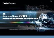 Kamera-News 2013 - DEKOM Video Security & Network GmbH