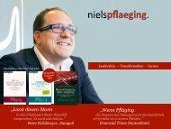 """""""Wenn Pfläging """"Lasst diesen Mann - Niels Pflaeging"""