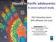Socio-cultural Factors that Affect Physical Activity and Nutrition in ...