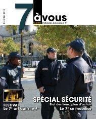 7 à vous - The American University of Paris