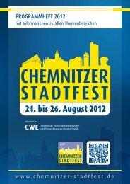 24. bis 26. August 2012 - Chemnitz Tourismus