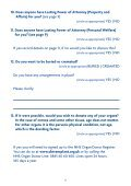 St Christopher's Hospice: Advance care plan - London Health ... - Page 6