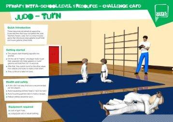 Judo Challenge - School Games