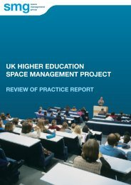 SMP Review of Practice - Space Management Group
