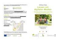 Lernen mit digitalen Medien - Österreichisches Institut für ...