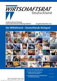 Der Mittelstand – Deutschlands Rückgrat - Wirtschaftsrat der CDU e.V.