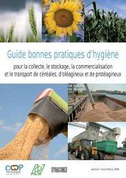 Guide de bonnes pratiques d'hygiène pour la collecte, le stockage ...