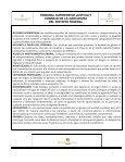 procedimiento de quejas por hostigamiento, acoso sexual y/o ... - Page 5