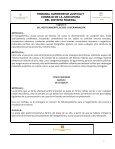 procedimiento de quejas por hostigamiento, acoso sexual y/o ... - Page 7