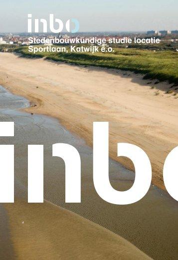 Bijlage 2 Stedenbouwkundige studie Sportlaan ... - Gemeente Katwijk