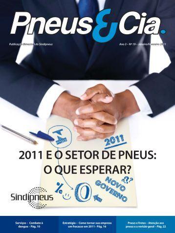 Revista Pneus e Cia nº19 - Sindipneus