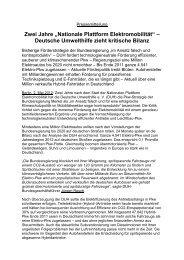 Kritik der DUH - Fachbereich Medien, Kunst und Industrie