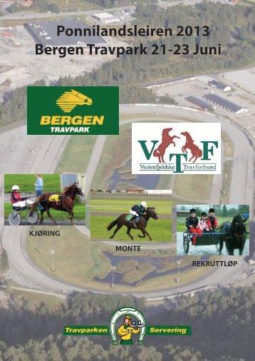 Ponnilandsleiren 2013 Bergen Travpark 21-23 Juni