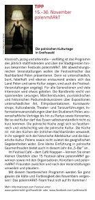 KulTuR KAlendeR - Hansestadt Greifswald - Seite 3
