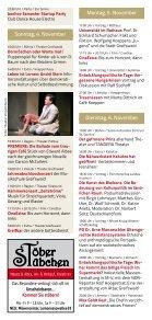 KulTuR KAlendeR - Hansestadt Greifswald - Seite 6