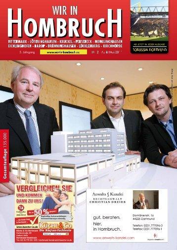 bleib ich! - Dortmunder & Schwerter Stadtmagazine