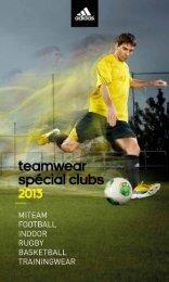 adidas special clubs 2013 - Sport Comm Auvergne