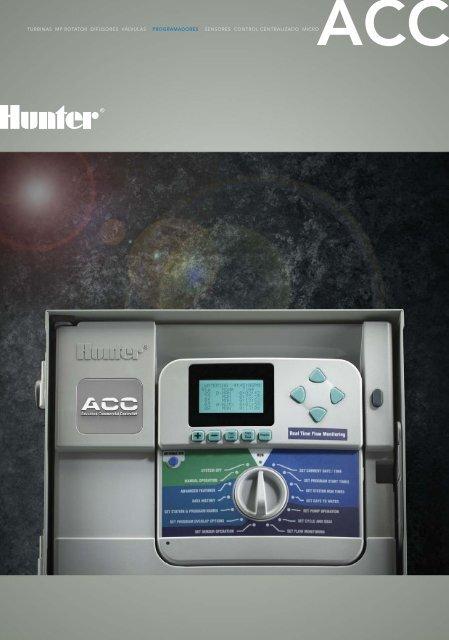turbinas mp rotator difusores válvulas ... - Hunter Industries