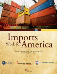 Imports Work for America - National Retail Federation