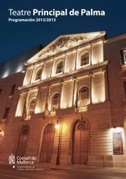 TeatrePrincipal de Palma - IOCO